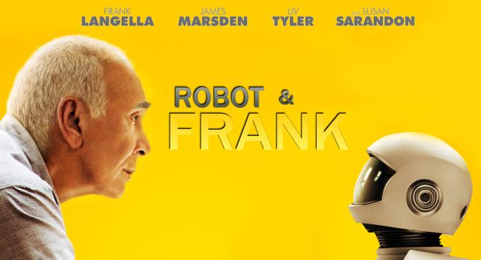 robot f