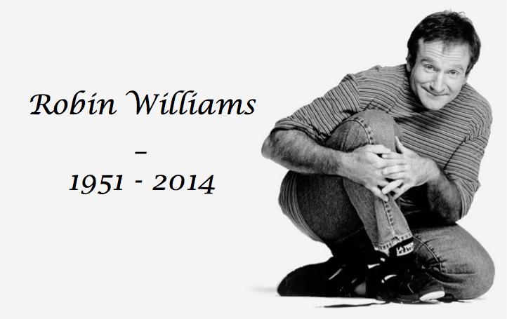 ผลการค้นหารูปภาพสำหรับ robin williams 1951 to 2014