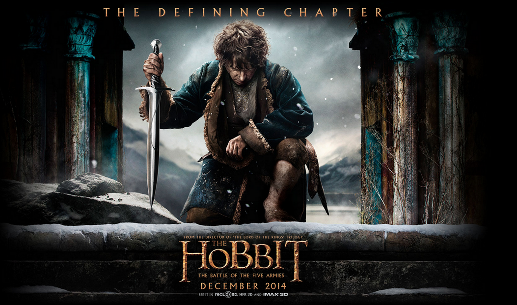 The Hobbit The Battle Of The Five Armies 2014 Oh That Film Blog