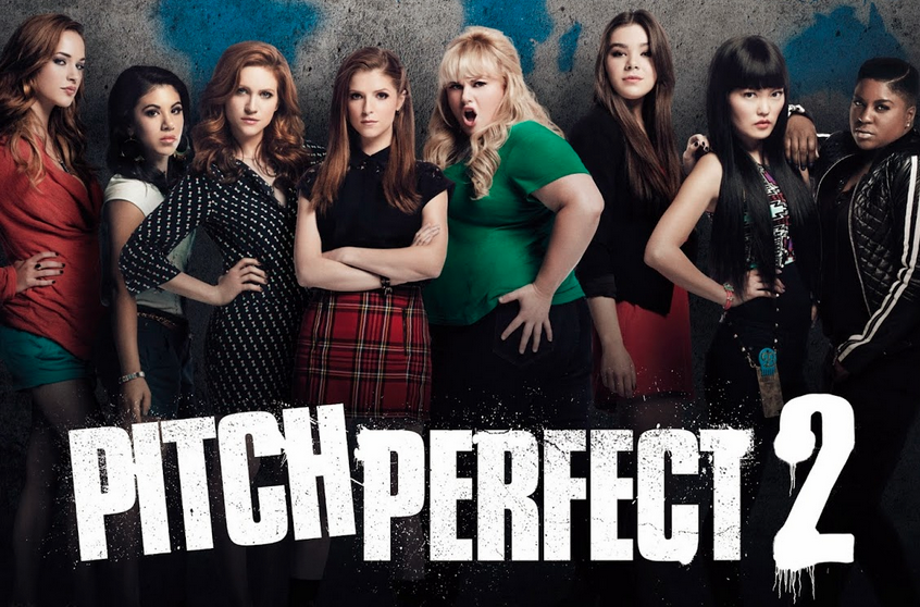 Pitch Perfect 2 2015 Oh That Film Blog