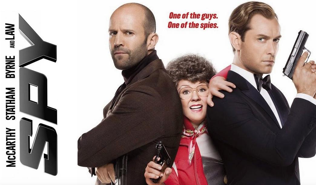 Spy 2015 Oh That Film Blog