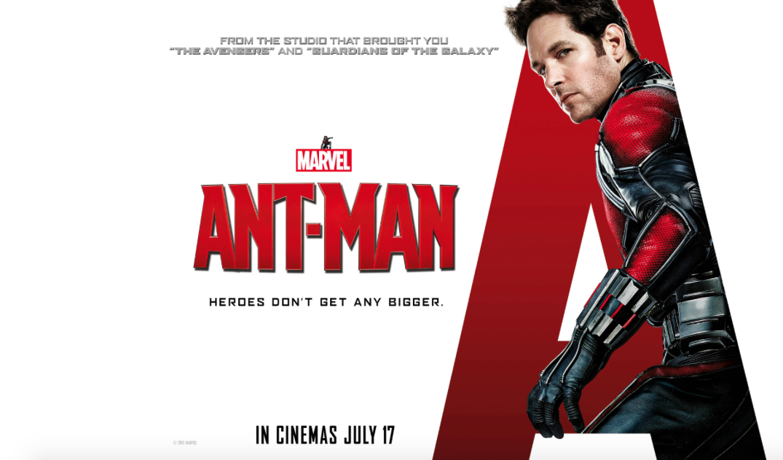 Ant Man 2015 Oh That Film Blog