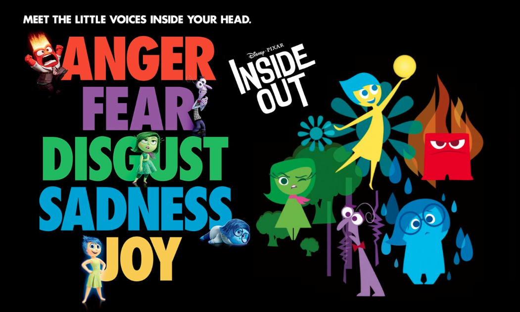 Inside Out 2015 Oh That Film Blog