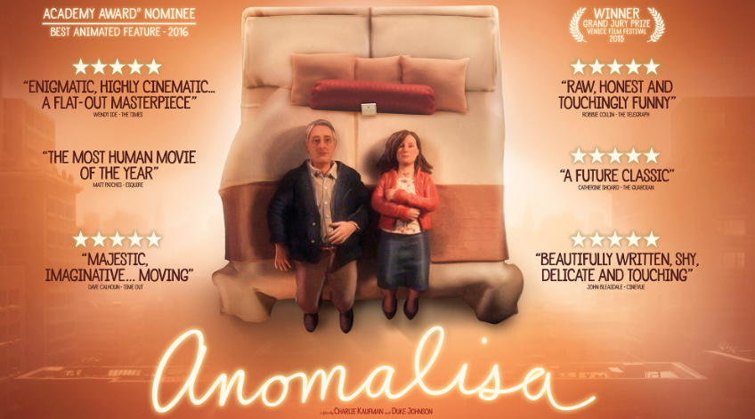 Anomalisa (2015) | Oh! That Film Blog