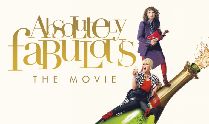 Absolutely Fabulous: The Movie (2016) Watch Online Hindi Dubbed Full Movie