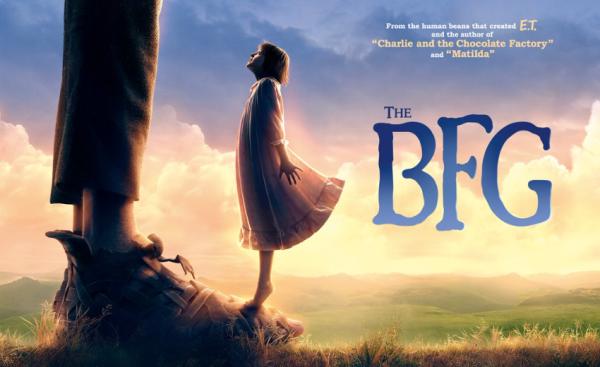 The BFG (2016) | Oh! That Film Blog