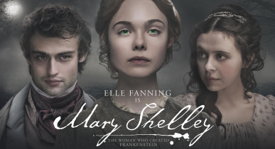 Image result for Mary Shelley (2017)