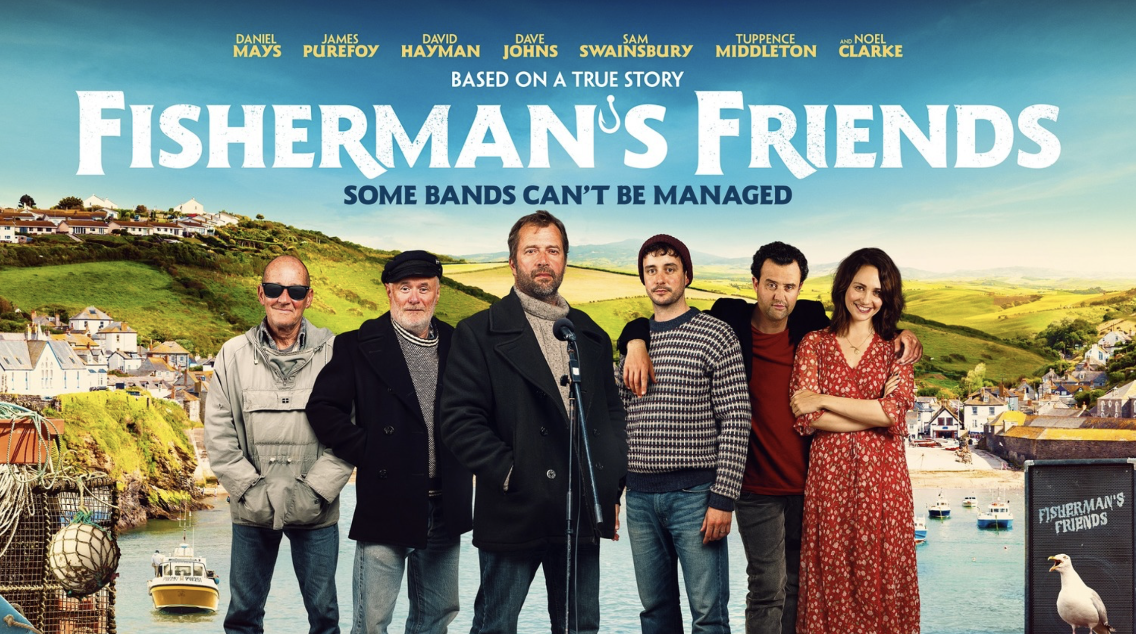 Fisherman's Friends (2019) | Oh! That Film Blog