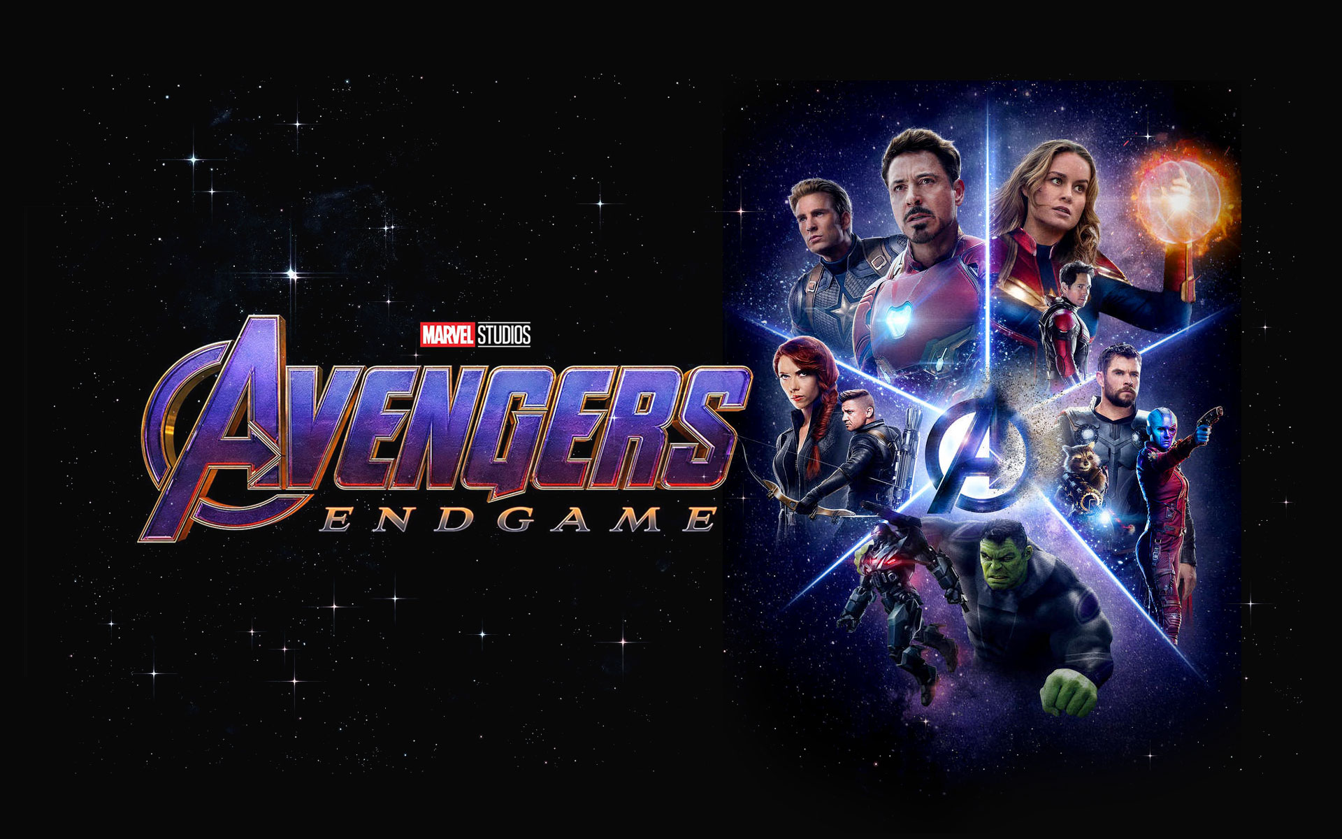 Avengers Endgame 2019 Oh That Film Blog
