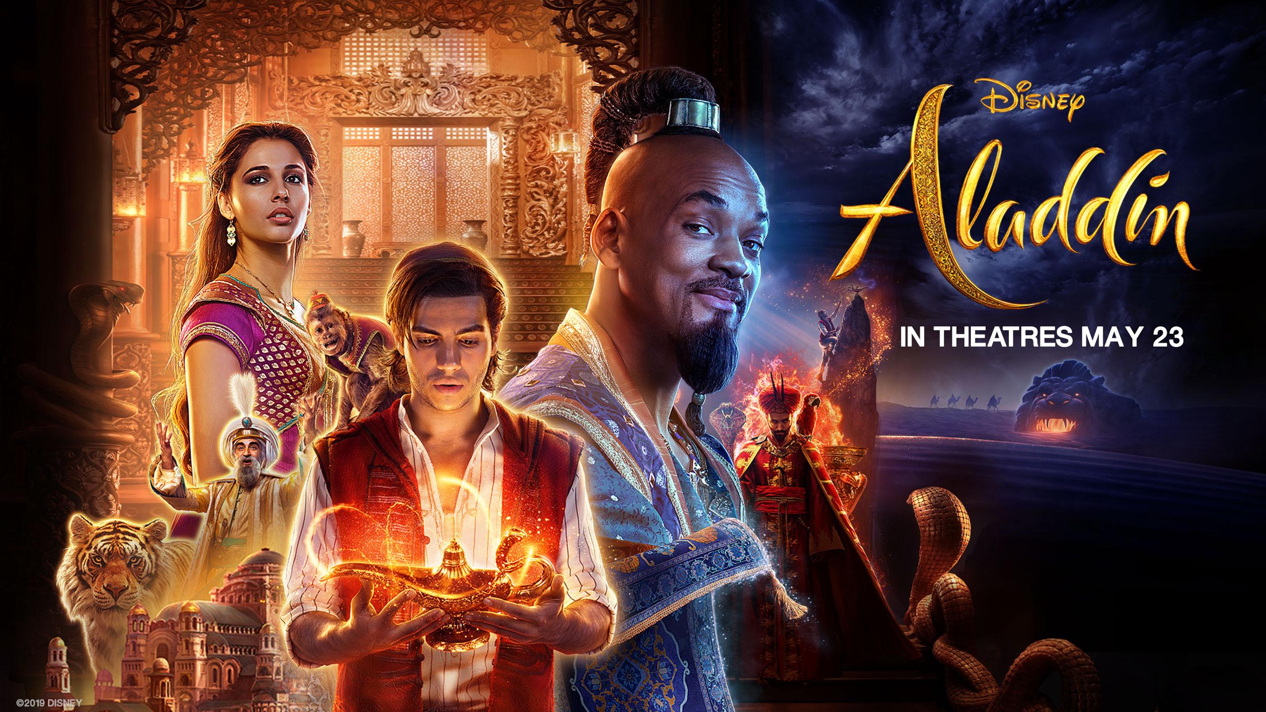 Aladdin 2019 Oh That Film Blog