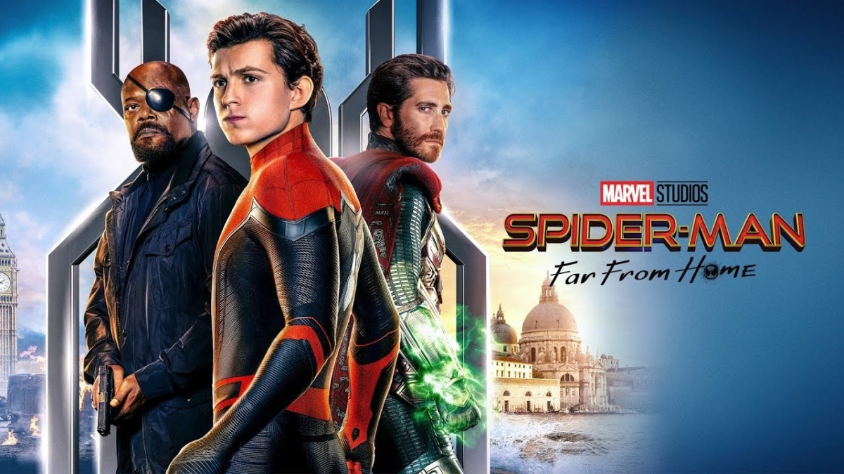Spider Man Far From Home 2019 Oh That Film Blog
