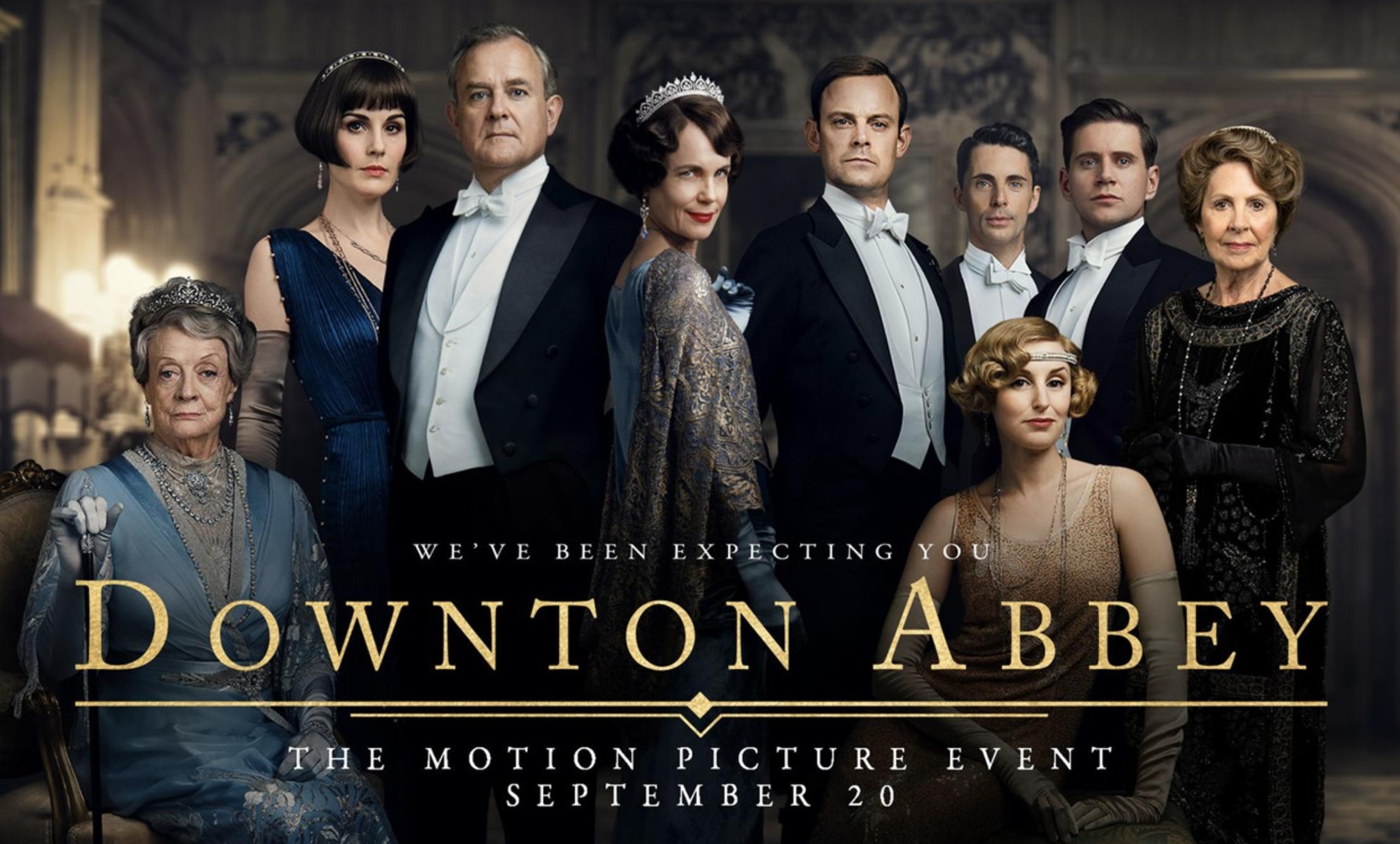 Downton Abbey 2019 Oh That Film Blog