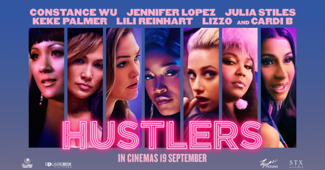 Hustlers 2019 Oh That Film Blog