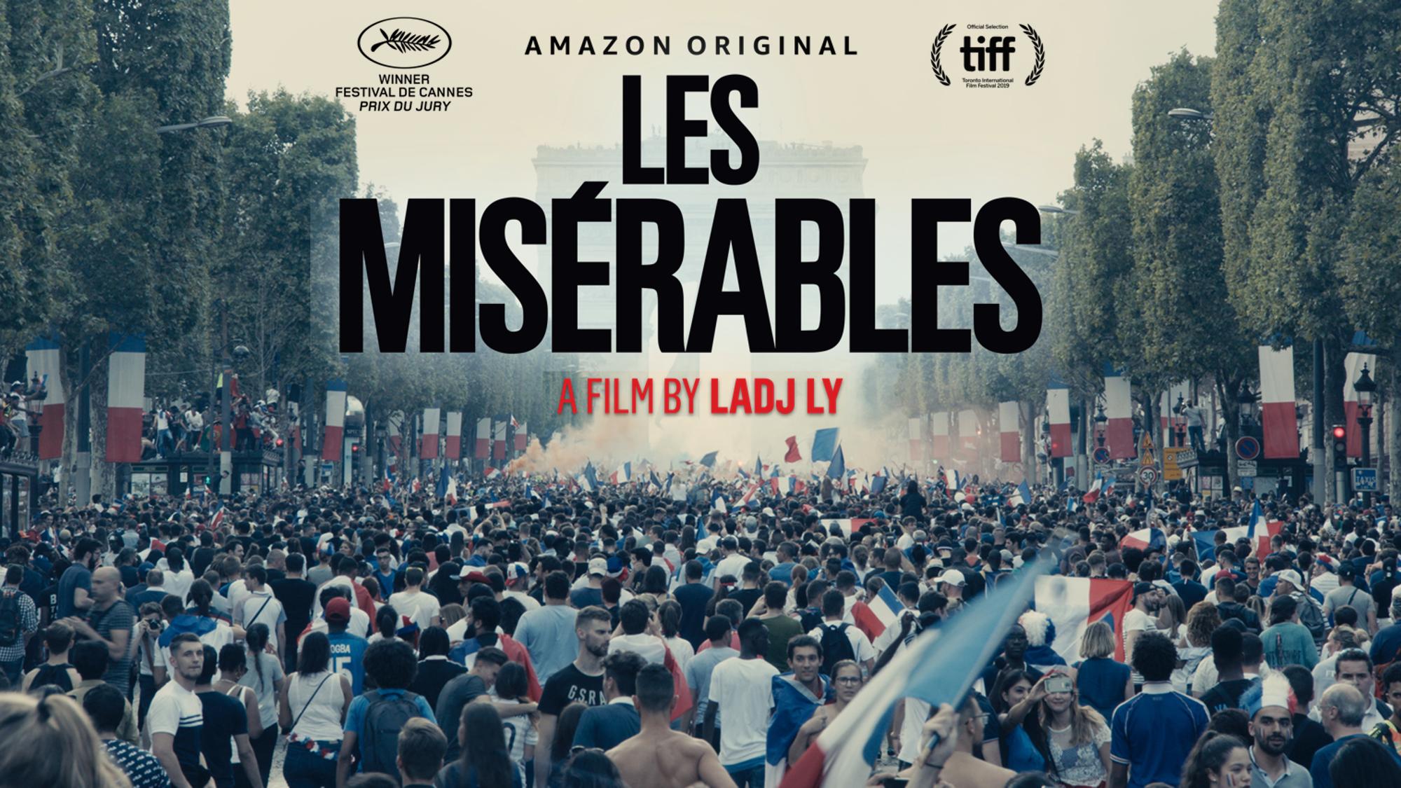 Les Misérables (2019) | Oh! That Film Blog