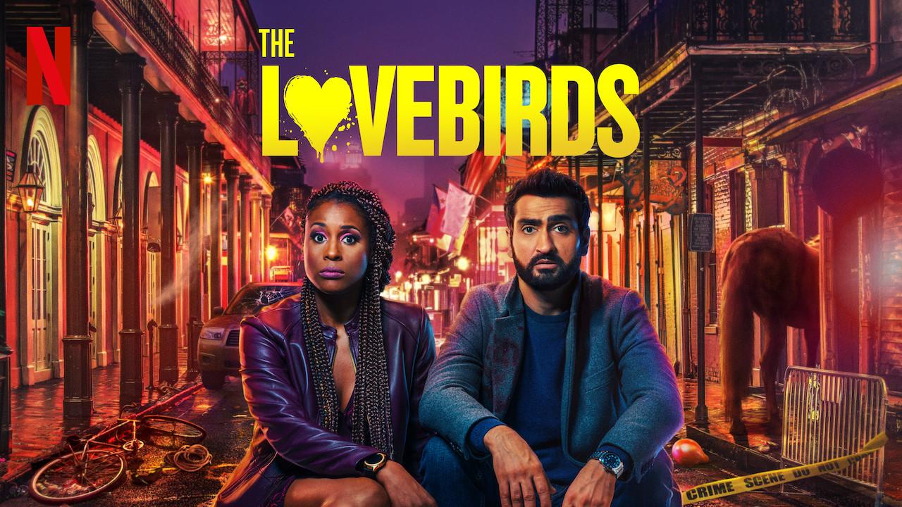 Image result for The Lovebirds
