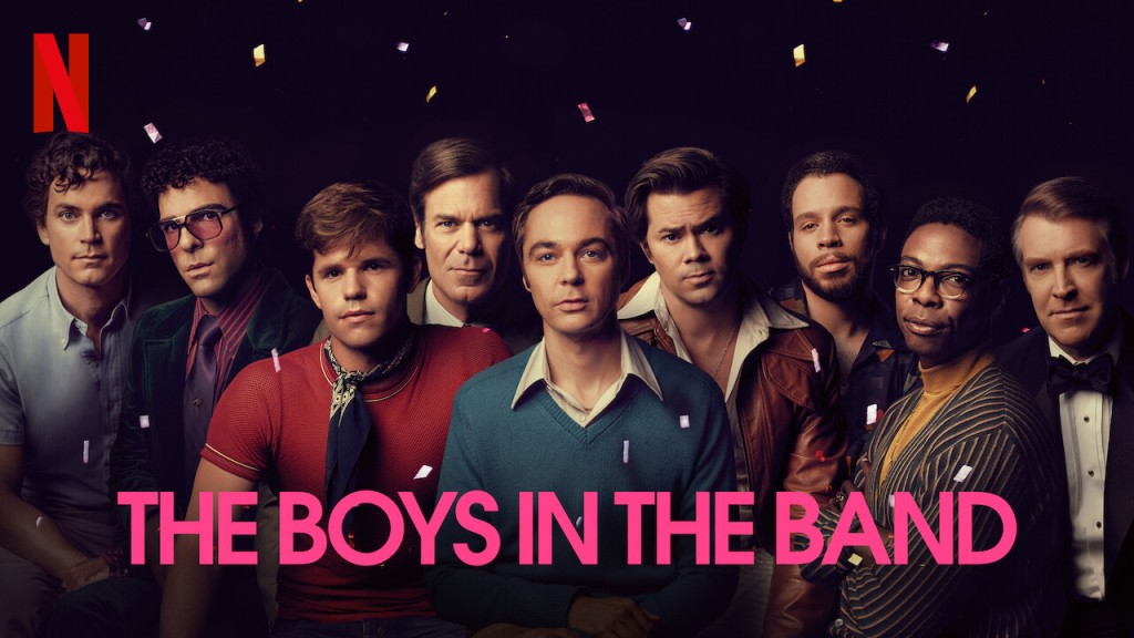 The Boys In The Band (2020) | Oh! That Film Blog