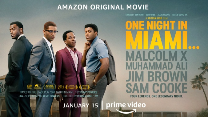 One Night In Miami… (2020)   Oh! That Film Blog